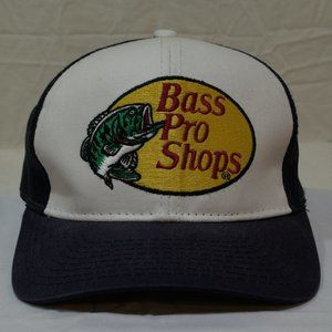 BASS PRO SHOPS SNAPBACK HAT